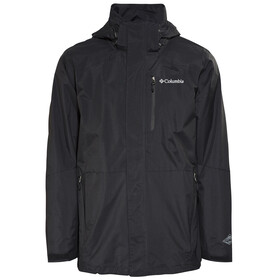 Columbia Element Blocker Interchange Jacket Men black